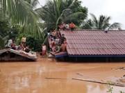 Países de la ASEAN expresan solidaridad con Laos tras colapso de presa