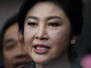 Tailandia solicita a Reino Unido extraditar a la expremier Yingluck Shinawatra