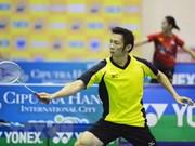 Competirán badmintonistas de talla mundial en torneo internacional en Ciudad Ho Chi Minh