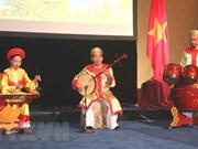 Presentan particularidades culturales y gastronómicas de Vietnam en Singapur