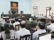 Condenado a prisión exdirectivo de empresa del Ministerio de Defensa de Vietnam