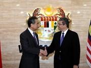 Cancilleres de China, Estados Unidos y Australia visitan Malasia