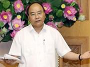 Premier vietnamita pide  nueva mentalidad para renovar modelo de crecimiento