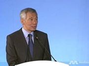 Premier de Singapur insta a compromisos regionales a favor de libre comercio