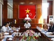 Países Bajos apoya mejoramiento de capacidad de gestión hídrica de ciudad vietnamita de Can Tho