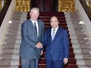 Premier vietnamita recibe a exvicepresidente estadounidense Al Gore