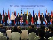 ASEAN y socios de diálogo comprometidos a fortalecer cooperación
