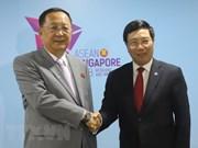 Vietnam aspira a fortalecer relaciones con Corea del Norte, afirma vicepremier