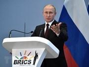 Presidente de Rusia asistirá a Cumbre de Asia Oriental en Singapur