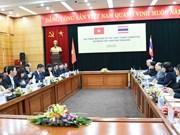 Vietnam y Tailandia acuerdan medidas para impulsar el comercio bilateral