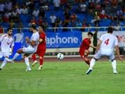 Selección de fútbol sub-23 de Vietnam obtiene importante victoria antes de Juegos Asiáticos