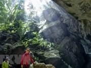 Descubren 44 nuevas cuevas en parque Phong Nha-Ke Bang en Vietnam