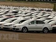 Vietnam importa en julio mayor número de automóviles registrado en 2018