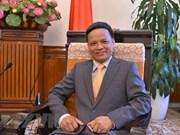 Embajador destaca contribución de Vietnam a Comisión de Derecho Internacional