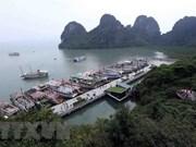 Buen ritmo en llegada de turistas a provincia norvietnamita de Quang Ninh