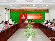 Vicepresidenta de Vietnam visita las provincias sureñas de Soc Trang y Bac Lieu