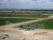 Extenderán aeropuerto internacional Tan Son Nhat hacia el Norte y el Sur
