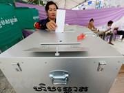 Comité Electoral Nacional no detecta irregularidades en elecciones generales en Camboya