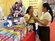 Empresas de 20 países participan en exposiciones de alimentos y embalaje en Vietnam