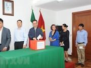 Comunidad internacional continúa el envío de asistencia a Laos