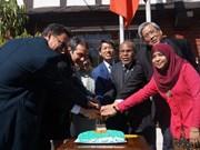 Embajada de Vietnam en Chile conmemora aniversario de ASEAN