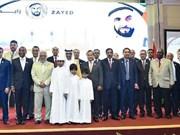 Conmemoran en Hanoi natalicio del primer presidente de los Emiratos Árabes Unidos