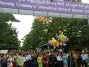 Myanmar abre nuevos pasos fronterizos con India