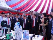 Inauguran Foro de Promoción de transferencia tecnológica Vietnam-Laos