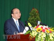 Premier vietnamita continúa actividades en ciudad sureña de Can Tho