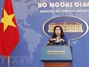 Vietnam exige a China respetar su soberanía sobre Hoang Sa y Truong Sa