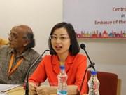 Jóvenes científicos de Vietnam e India robustecen intercambio de conocimiento