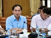Actividades diplomáticas contribuyen a elevar posición de Vietnam en arena internacional, dice vicecanciller