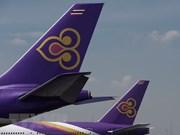 Thai Airways enfrenta dificultades por alto precio de combustible e intensa competencia
