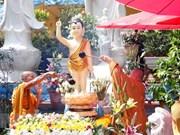 Provincia vietnamita celebra ceremonia budista de Vu Lan