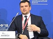 Rusia nombra a nuevo presidente del Comité Intergubernamental con Vietnam
