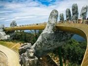 India quiere construir enlaces simbólicos para el turismo como el Puente Dorado en Vietnam