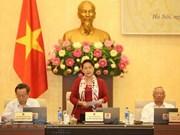 Comité Permanente del Parlamento de Vietnam concluye su XXVI reunión