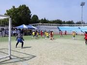 Nutrida participación de estudiantes vietnamitas en evento deportivo en Corea del Sur