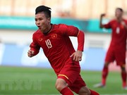 Prensa internacional elogia victoria de Vietnam ante Pakistán en ASIAD 2018