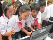 Lanzan proyecto a favor de los derechos de los niños en Vietnam