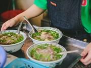 Pho vietnamita figura entre 20 mejores platos de comida del mundo