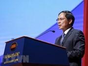 Resaltan logros de XXX Conferencia de Diplomacia de Vietnam
