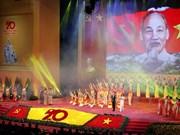 Conmemoran en Hanoi aniversario 70 del Día de Resistencia Nacional
