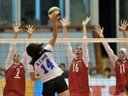 Campeonato Asiático de Voleibol femenino 2009
