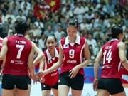 Victorias consecutivas del voleibol femenino vietnamita
