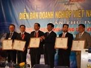 Foro empresarial vietnamita en Alemania