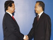 Viet Nam y China fomentan cooperación estratégica