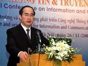 Viet Nam por impulsar tecnología de informaciones