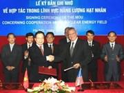 Viet Nam- EEUU: Cooperación en sector nuclear