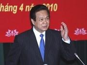 Exhorta premier a impulsar crecimiento económico